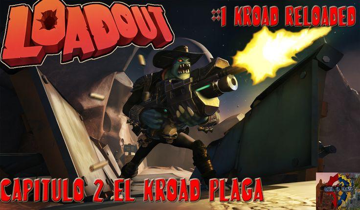 Hola Loc@s!!!  Comenzamos el Capitulo 2 de la Beta 5.0 de Loadout y os traemos el primer episodio llamada Kroad Reloaded.  Vamos desbloqueando mejoras en armas y equipamiento como el escudo defensivo que lleva Ibamen y que podéis ver que es como una pantalla que hace de muro contra los disparos enemigos.  Espero que os guste!!! http://youtu.be/_03W33TTXac