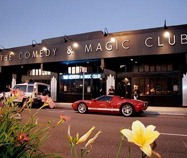 Comedy And Magic Club Redondo Beach Ca