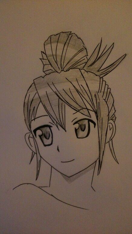 Manga Face (Mark Crilley Tutorial)