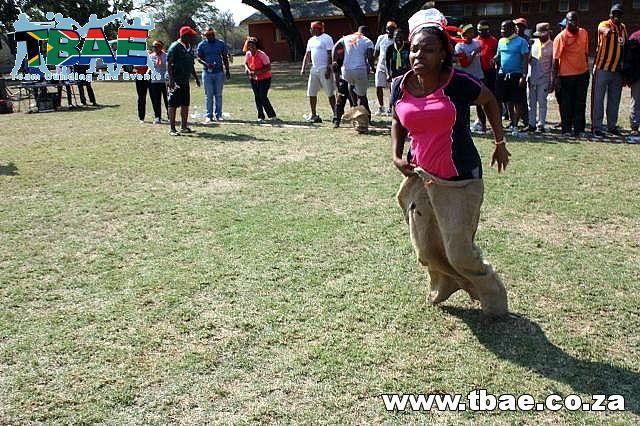 Ephraim Mogale Municipality Tribal Survivor team building #tribalsurvivor #teambuilding #tbae