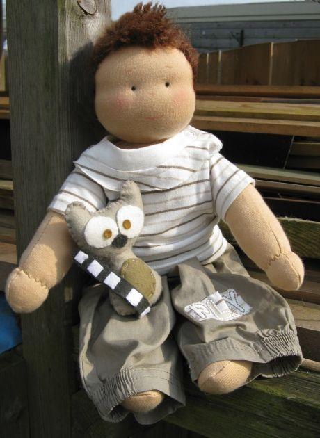 Puppenherstellung - De Witte Engel