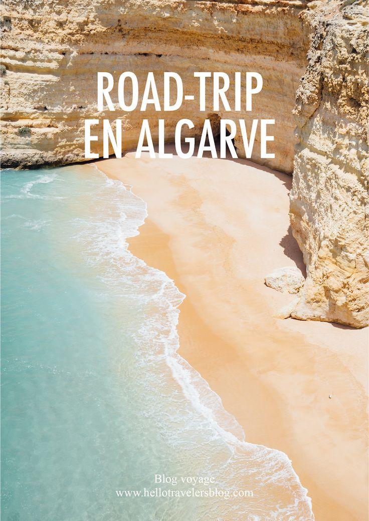 Découvrez l'article sur notre highway journey de 10 jours en Algarve au Portugal.