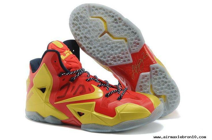 New Nike LeBron 11 I Promise Custom