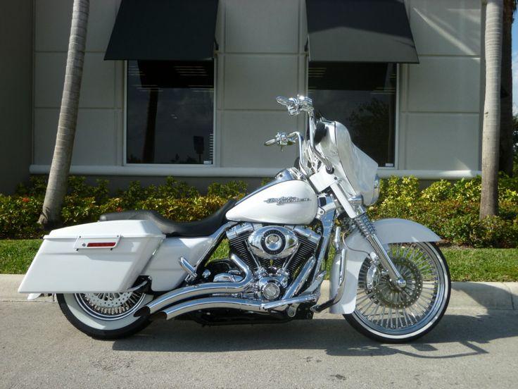 2008 Harley FLHX Stree...