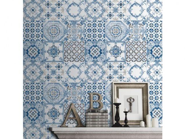 Oltre 1000 idee su papier peint 4 murs su pinterest for Papier peint carreaux de ciment 4 murs