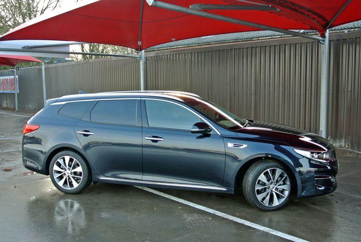 Optimised automotive decency in the eversofine Kia