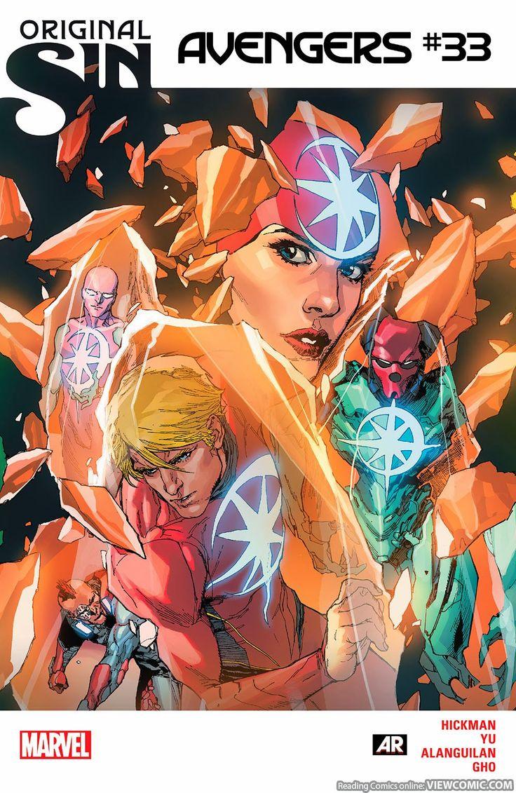 Avengers 033 (2014)……………………………… | View Comic