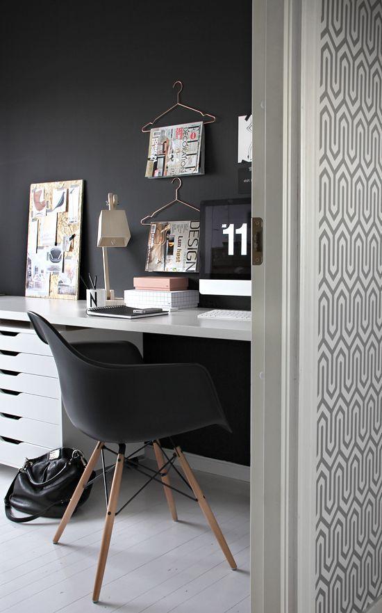 Stijl & IMAGE : Kantoor thuis