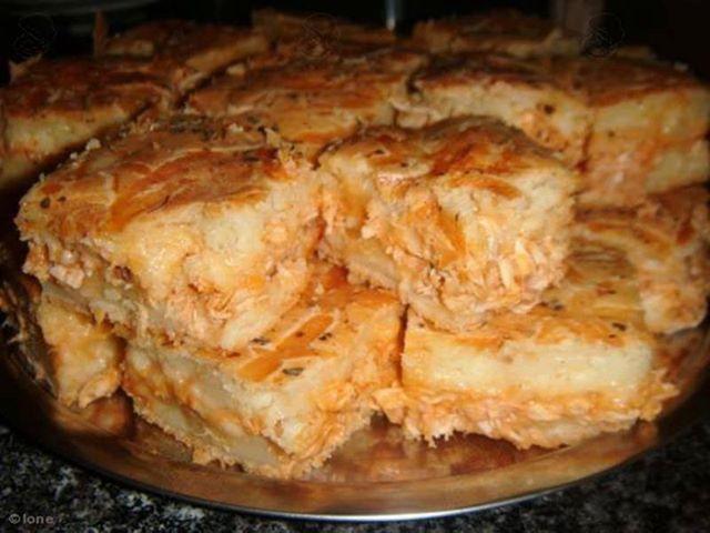 Receita de Massa de torta de liquidificador - Show de Receitas