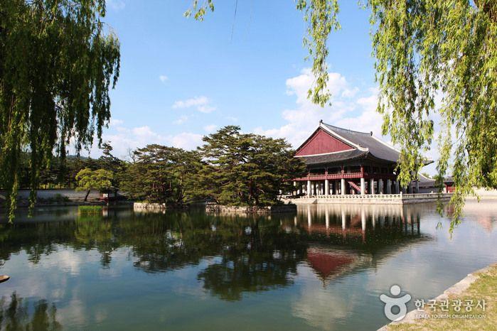 서울 경복궁 (Gyeongbokgung Palace)