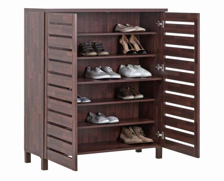 shoe storage in closet luxury front door shoe organizer on shoe rack wooden with door id=83731