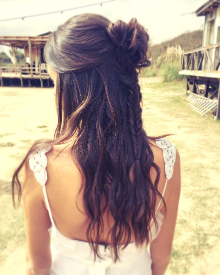 Boho Hair by @lacoquettevictoria