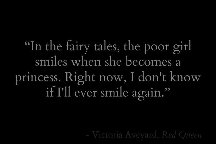 Victoria Aveyard, Red Queen Quote