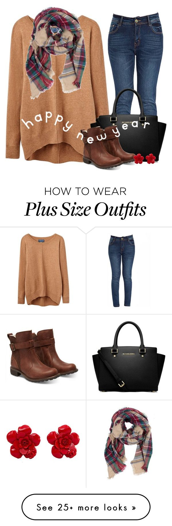 """""""Happy New Year everyone!"""" by prough49 on Polyvore featuring Joules, MICHAEL Michael Kors, Timberland and Chanel"""