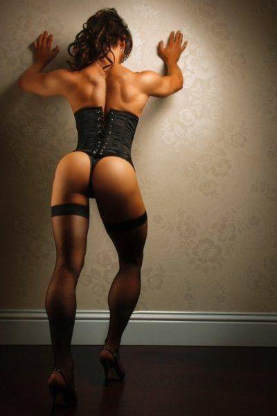 pinterest.com/fra411 #sport #Fitness Girls.... Female muscle is beautiful