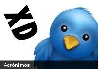 Significado de las abreviaturas utilizadas en Twitter
