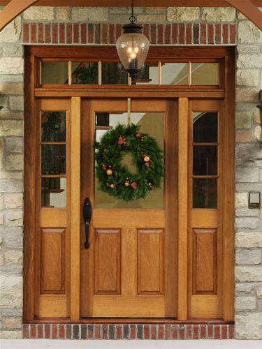 Custom Exterior Hardwood Doors at Upstate Door. & 14 best Upstate Door - Sun Dor Classics - Semi-Custom Doors images ...