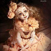 Куклы и игрушки ручной работы. Ярмарка Мастеров - ручная работа Коллекционная будуарная кукла Нинель. Handmade.