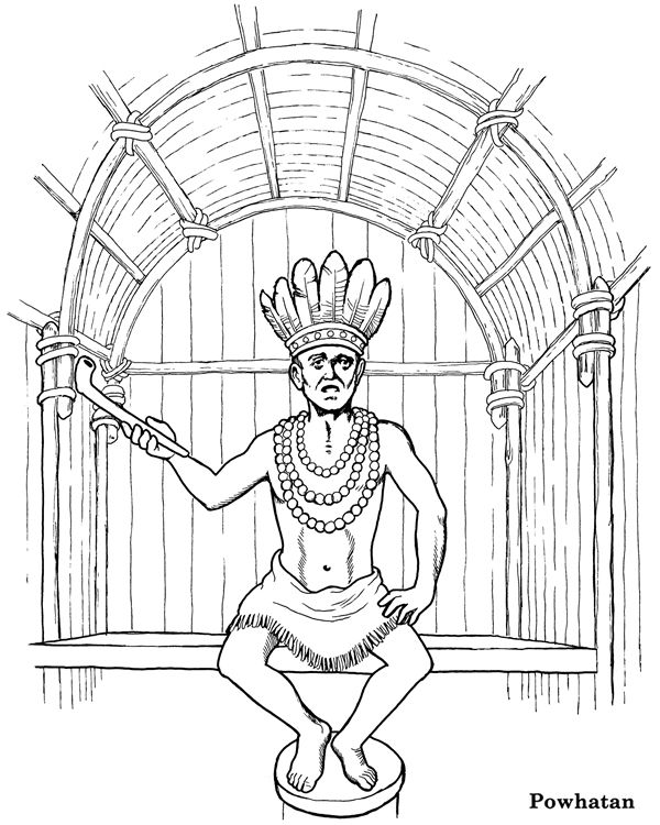 adult coloring pages native american - photo#19
