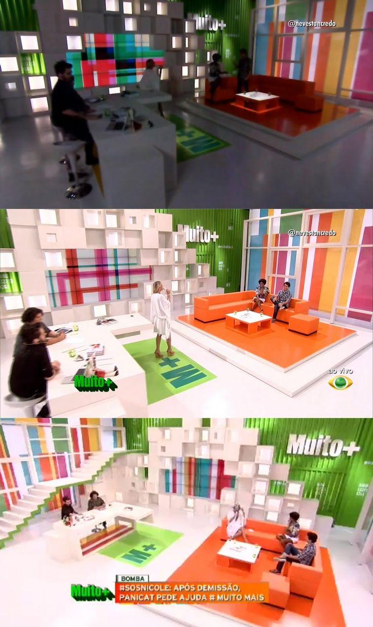 House design tv series - Cen Rio Programa Muito Mais Tv Bandeirantes