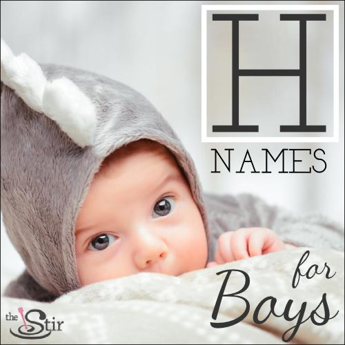 h names for boys