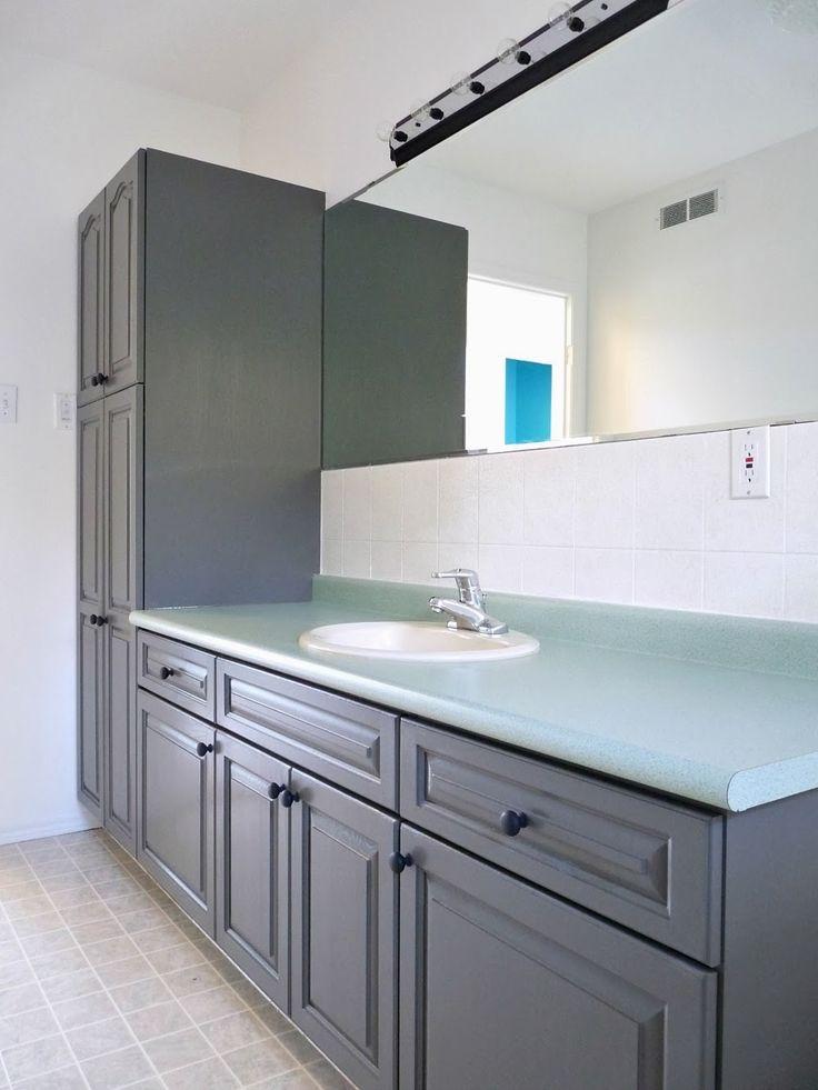 Rustoleum cabinet transformations - castle | Kitchen decor ...