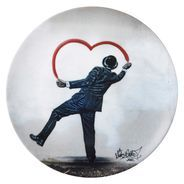 Nick Walker - Love Vandal Plate, 27cm (Limited Edition) from Royal Doulton