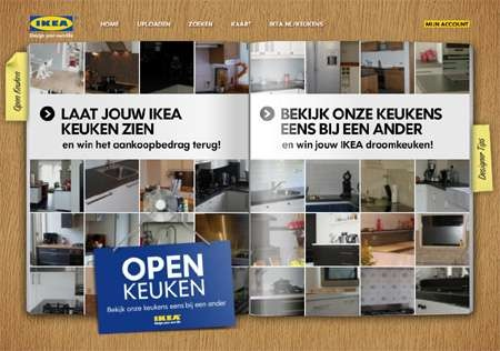 Dutch IKEA Kitchen Catalogues Created With Customer Photos #homedecor trendhunter.com