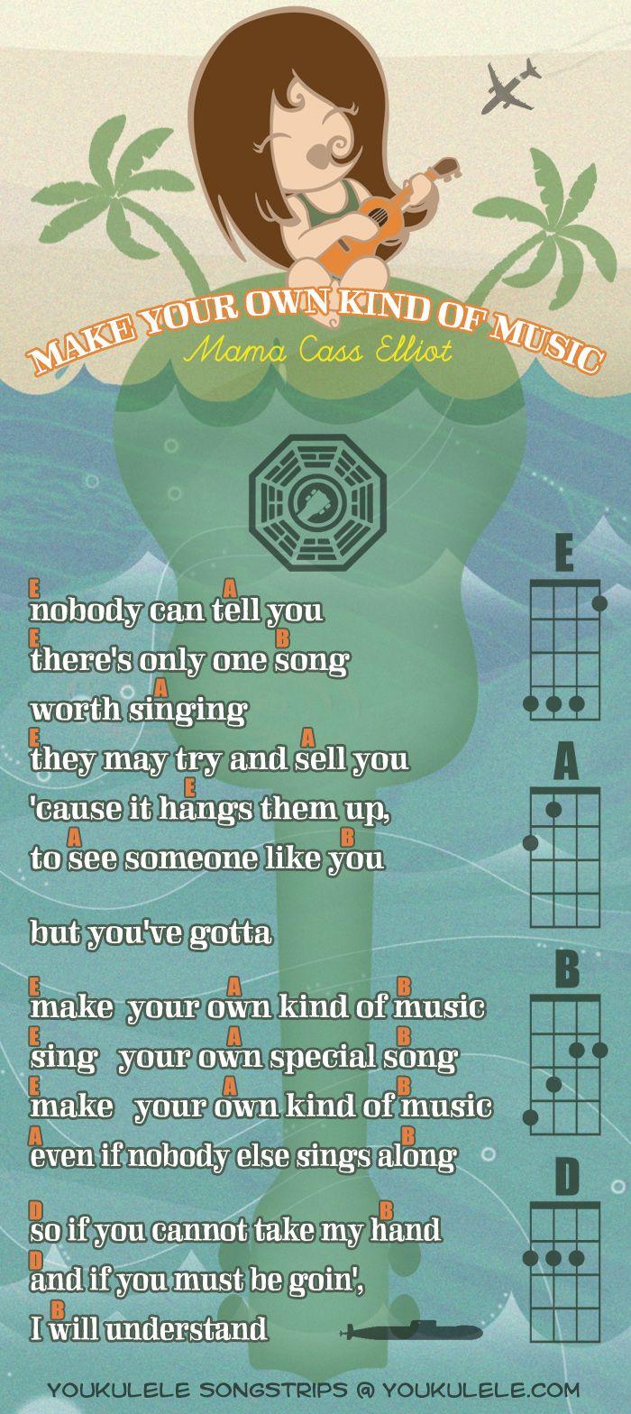 #ukulele #LOST #chords