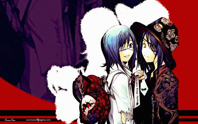 Air Gear Anime Wallpaper #2 my favorite character