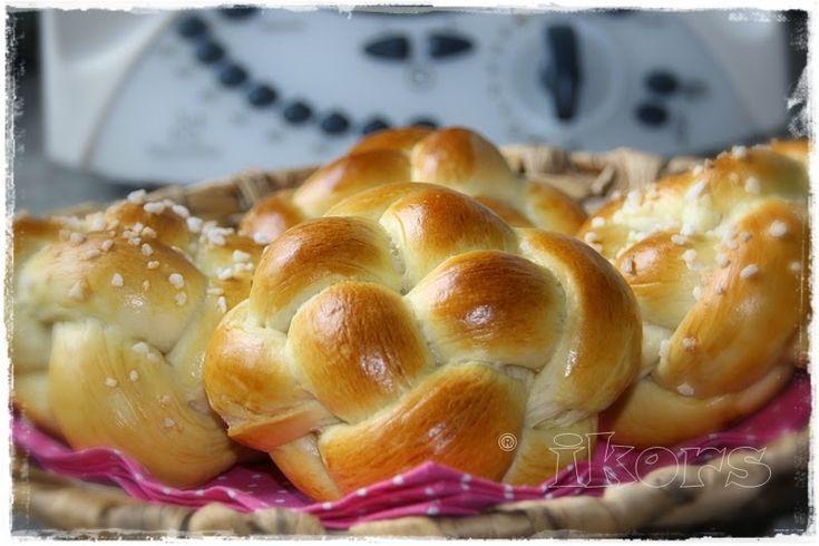 Kochen....meine Leidenschaft: Süße Zopfbrötchen