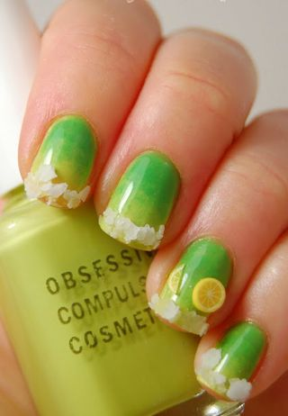 With Cinco De Mayo right around the corner, we here at Beauty High only know one way to start the celebration and that is through nail art.  Get everyone at your fiesta talking about your nails with these designs as some inspiration. From simple geometric designs to intricate avocado nails, to margarita nails with 3-D…