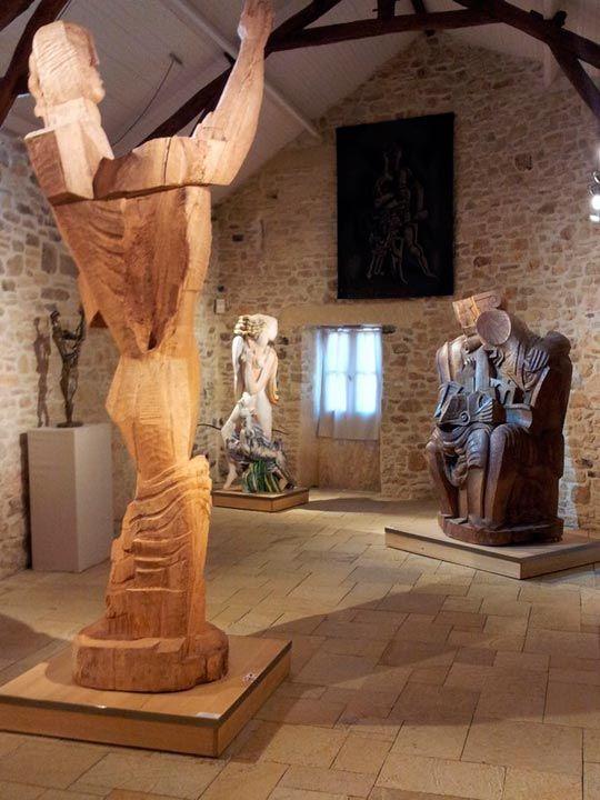 Musée Zadkine in Les Arques sur Lot