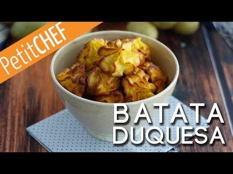 (650) Batata Duquesa - YouTube