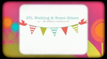 On-site Children's Entertainment  for Wedding & Special Events.