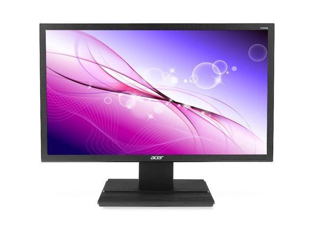 "ACER V226HQL 1920 x 1080 Resolution 21"" WideScreen LCD Flat Panel Computer Monitor Display - Newegg.com"