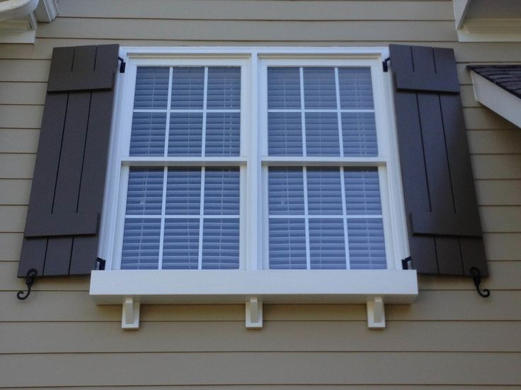 Craftsman Style Shutters Exterior Craftsman With Board And