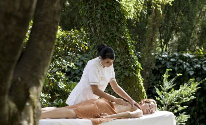 Relax and wellbeing in our new SPA oasis