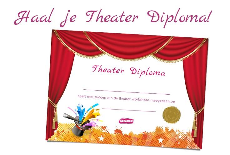 Theaterdiploma