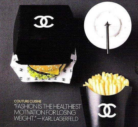 La moda è la motivazione più sana per perdere peso