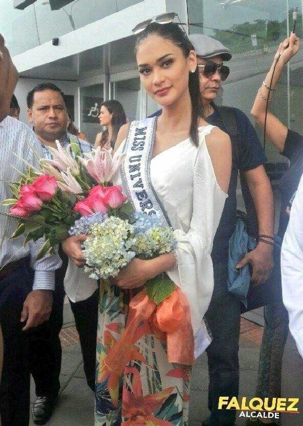 Pia Alonzo Wurtzbach - Philippines - Miss Universe 2015 ...