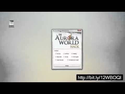 The Aurora World Hack Free Download UPDATED 2013