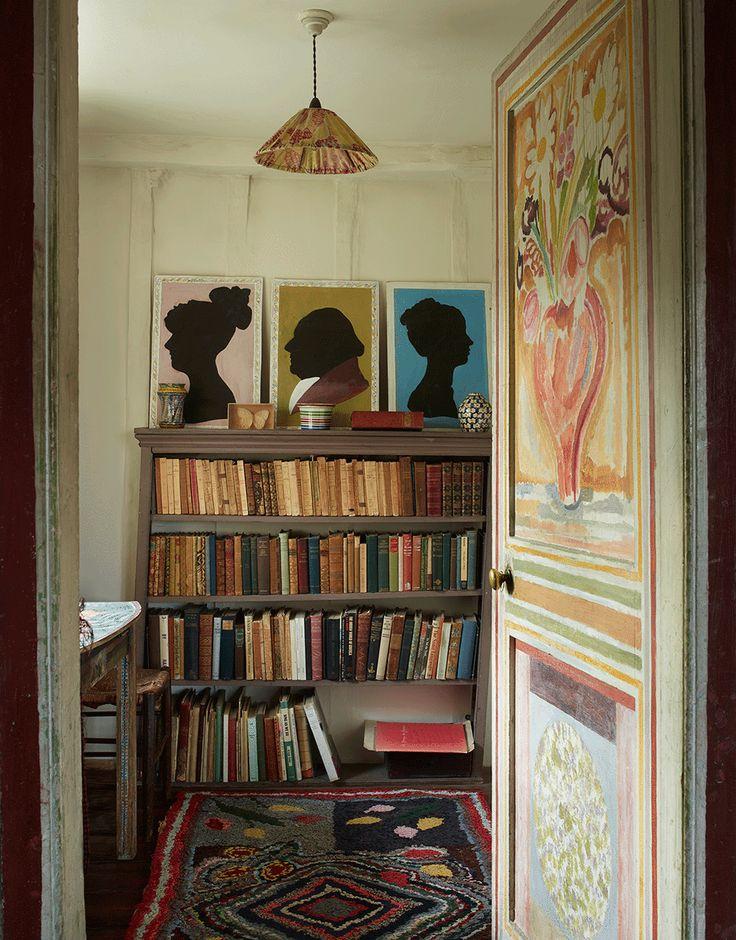 Duncan Grant's bedroom