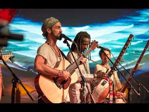 Pachamantra at Bali Spirit Festival 2015 - YouTube