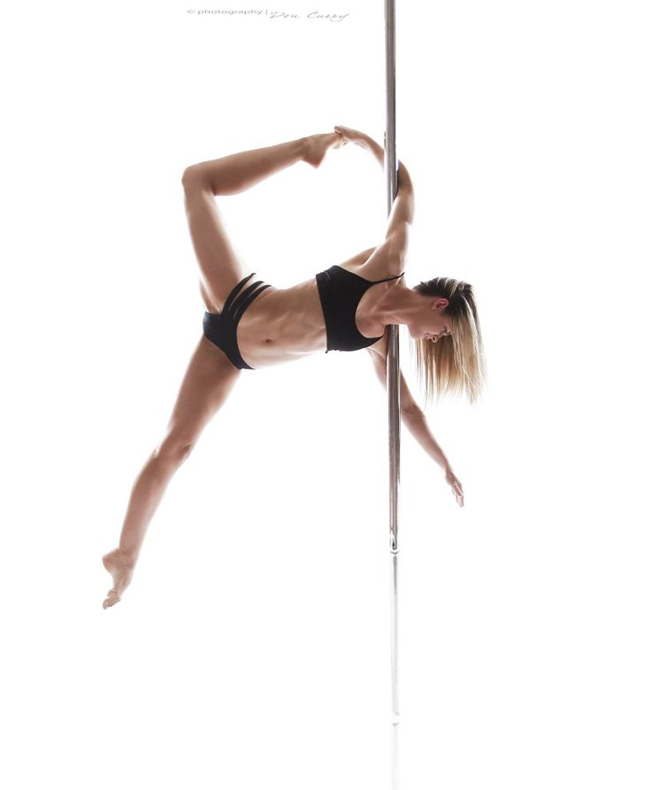Pole Fitness - Photography by Don Curry