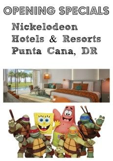 Nickelodeon Hotels & Resorts Punta Cana, DR