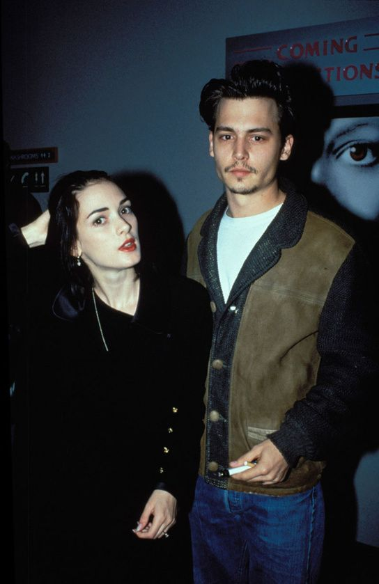 Winona Ryder habla por primera vez del divorcio de Johnny Depp y Amber Heard