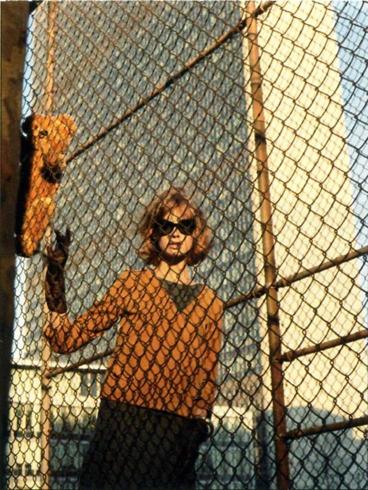 Jean Shrimpton by David Bailey for Vogue, 1962.