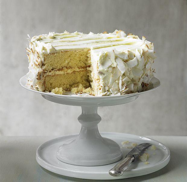 Best 25+ Coconut sponge cake ideas on Pinterest | Lemon ...