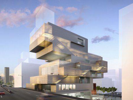 sanat ve kültür evi, beirut mikou tasarım stüdyosu tarafından
